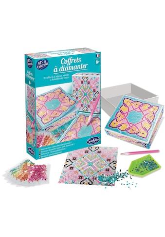 SentoSphere Kreativset »Diamanten-Schatulle«, (Set), Made in Europe kaufen