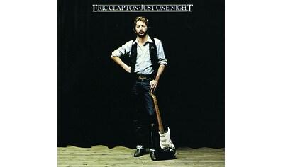 Musik-CD »JUST ONE NIGHT / CLAPTON,ERIC« kaufen