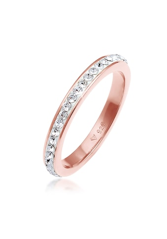 Elli Fingerring »Kristallen Memoire Ring 925 Silber« kaufen