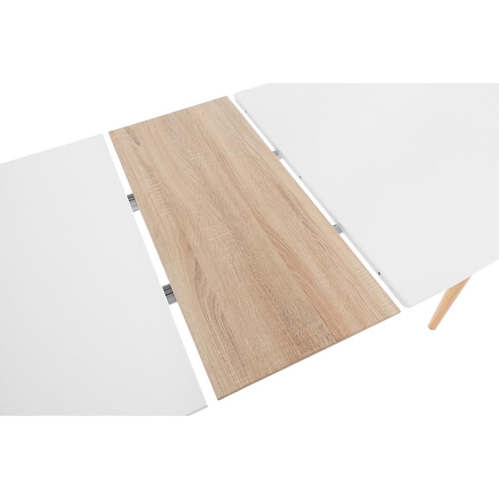 INOSIGN Esstisch »Oskar«, zum Ausziehen (160-280 cm)