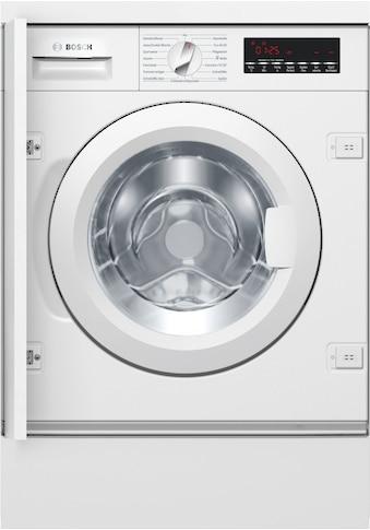 BOSCH Einbauwaschmaschine 8 WIW28442 kaufen