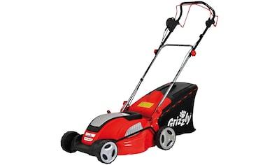 Grizzly Tools Elektrorasenmäher »ERM 1846 GTA«, mit Radantrieb kaufen