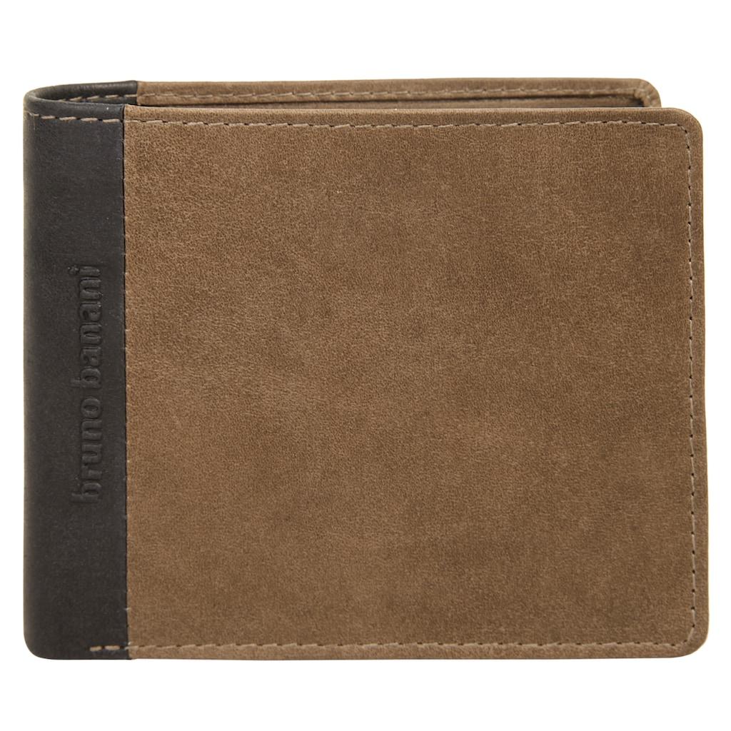 Bruno Banani Geldbörse, Kreditkartenfächer