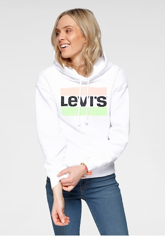 Levi's® Hoodie »Graphic Standard«, mit Logo- Druck im Blockstreifen Design kaufen