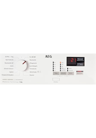 AEG Waschmaschine Toplader 6000 L6TB40260 kaufen