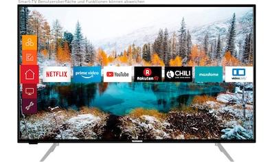 """Telefunken LED-Fernseher »D43V800M4CWH«, 108 cm/43 """", 4K Ultra HD, Smart-TV, 36... kaufen"""