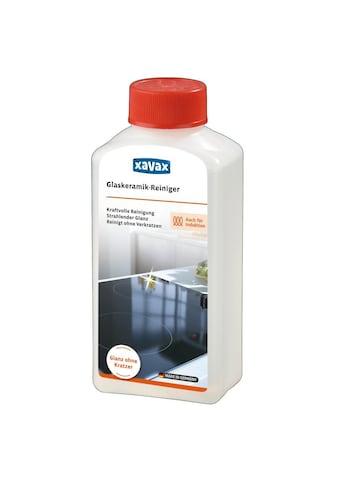 Xavax Reiniger für Glaskeramik, Induktionsherd, 250ml kaufen