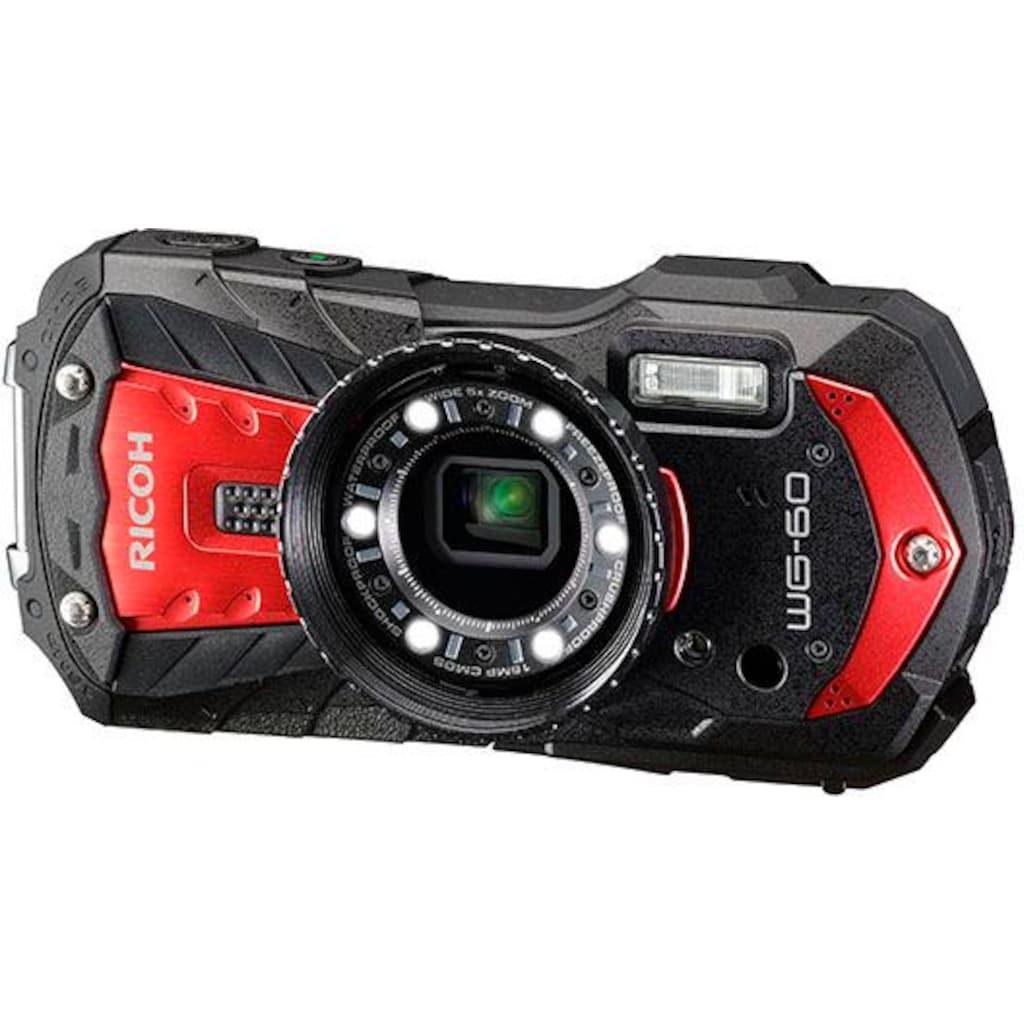 Ricoh Outdoor-Kamera »WG-60«, WLAN (Wi-Fi)