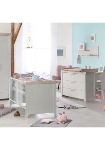 roba® Babymöbel-Set »Helene«, (Spar-Set, 2 St.), mit Kinderbett & Wickelkommode; Made... kaufen