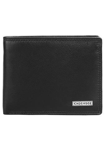 Chiemsee Geldbörse »ANDORRA«, 2fach klappbar kaufen