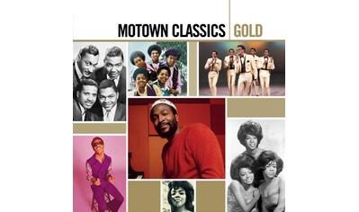 Musik-CD »MOTOWN CLASSICS GOLD / DIVERSE POP« kaufen