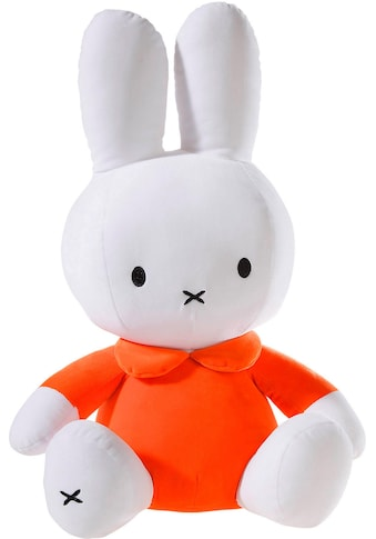 Heunec® Kuscheltier »Miffy Hasendame weiß/orange, 50cm« kaufen