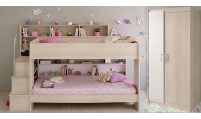 Parisot Jugendzimmer-Set »Bibop«, (Set, 2 tlg.) kaufen