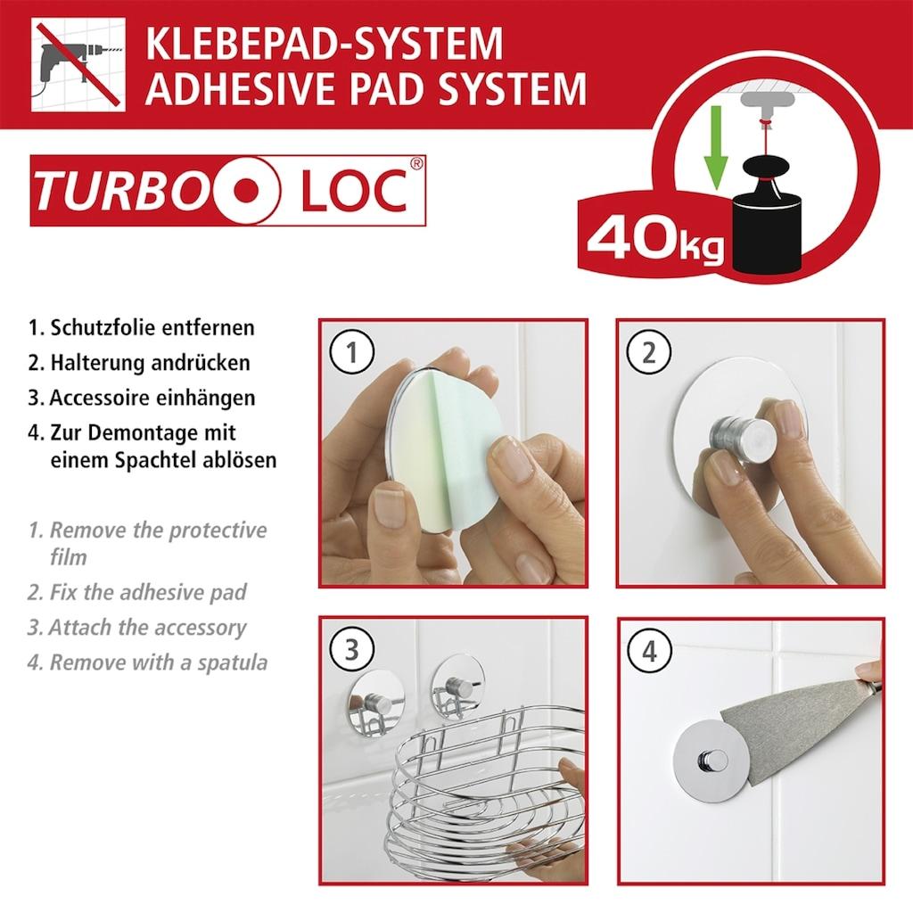 WENKO Toilettenpapierhalter »Orea«