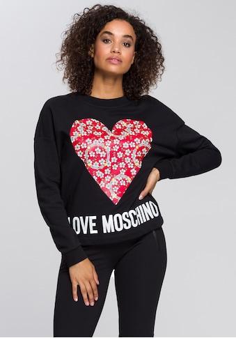 LOVE MOSCHINO Sweatshirt kaufen