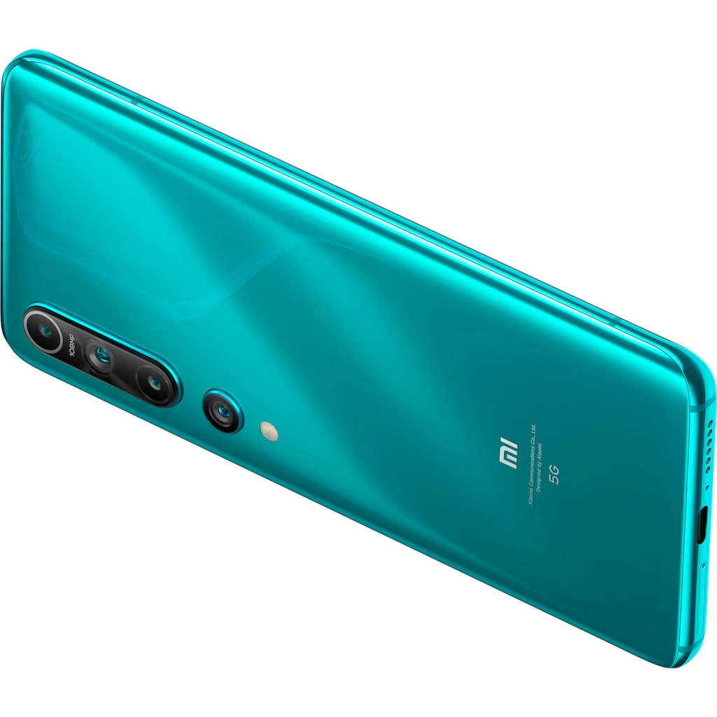 """Xiaomi Smartphone »Xiaomi Mi 10 8GB+128GB«, (16,94 cm/6,67 """", 128 GB, 108 MP Kamera)"""