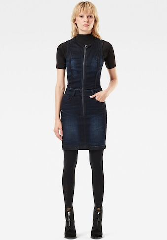 G-Star RAW Jeanskleid »Lynn Type 30 Kleid«, ärmellos mit durchgehenden Reißverschluss kaufen