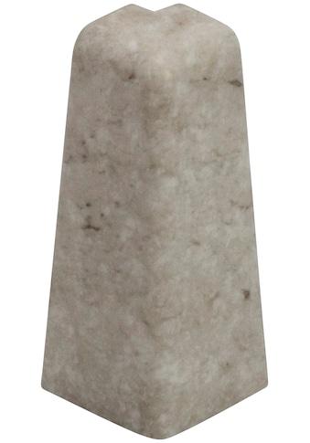 EGGER Außenecke »Stein weiß«, Außeneck - Element für 6cm EGGER Sockelleiste, 2 Stk. kaufen