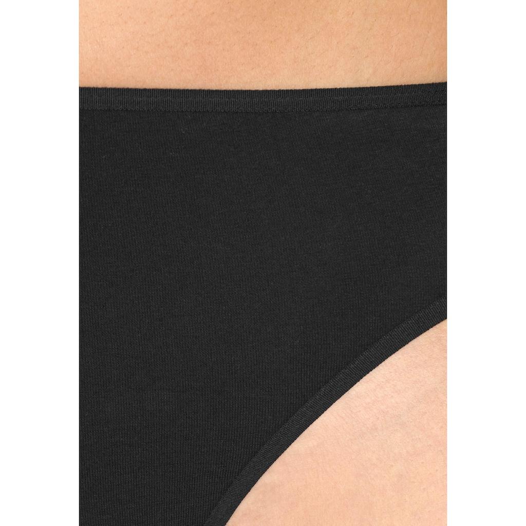 Go in Bikinislip, (10 St.), in klassischen Uni-Farben