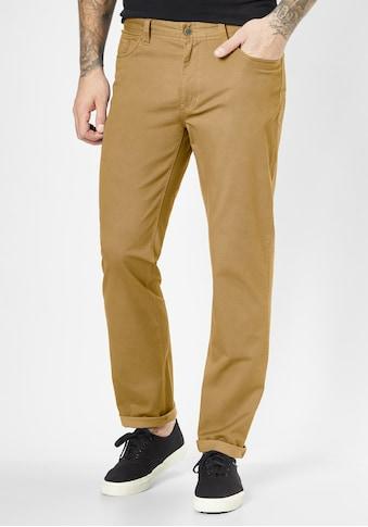 Redpoint Stoffhose »Milton«, dezent bedruckt, modern fit 5-Pocket kaufen