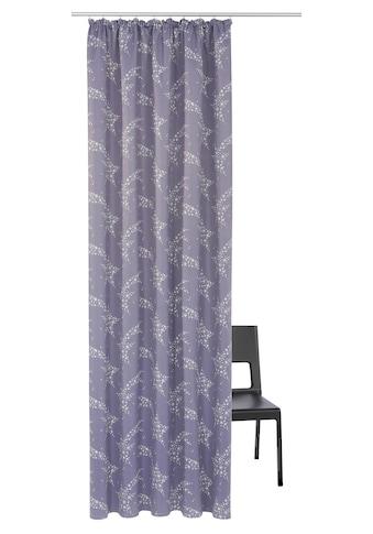 Verdunkelungsvorhang, »Sternschnuppe«, my home Selection, Kräuselband 1 Stück kaufen