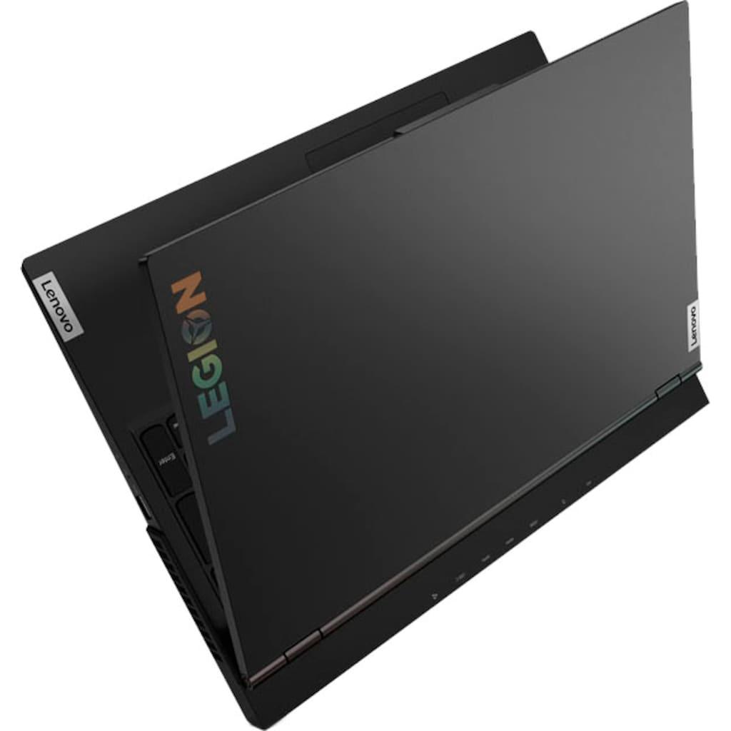 "Lenovo Notebook »Legion 5 15IMH05«, (39,62 cm/15,6 "" Intel Core i5 GeForce GTX 1650 Ti\r\n 512 GB SSD), Kostenloses Upgrade auf Windows 11, sobald verfügbar"