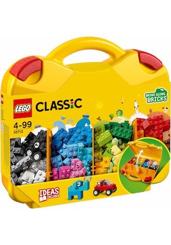 LEGO® Konstruktionsspielsteine »Starterkoffer - Farben sortieren (10713), LEGO®... kaufen