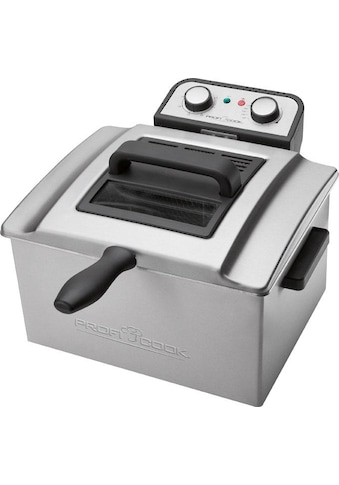 ProfiCook Kaltzonenfritteuse »PC-FR 1038«, 3000 W, Fassungsvermögen 5 l,... kaufen