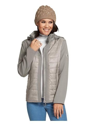 Casual Looks Jacke aus wattierter Stepp - Qualität kaufen