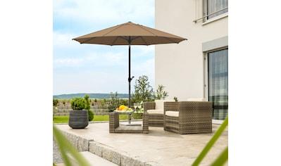 Schneider Schirme Sonnenschirm »Adria«, abknickbar, ohne Schirmständer kaufen