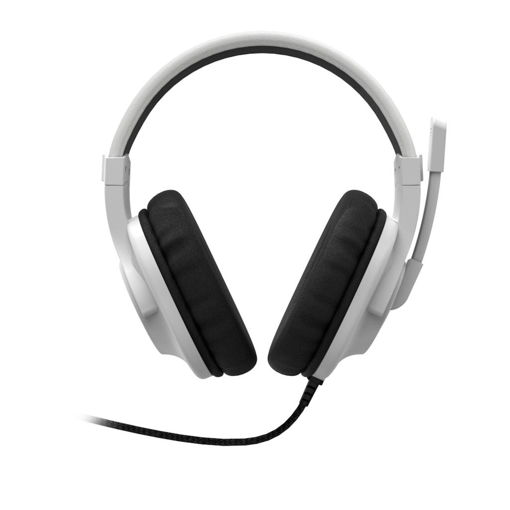 Hama Gaming-Headset »Spielkonsolen Headset«, für PlayStation 5, Schwarz/Weiß