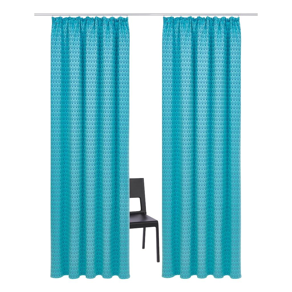 Vorhang »Peacock«
