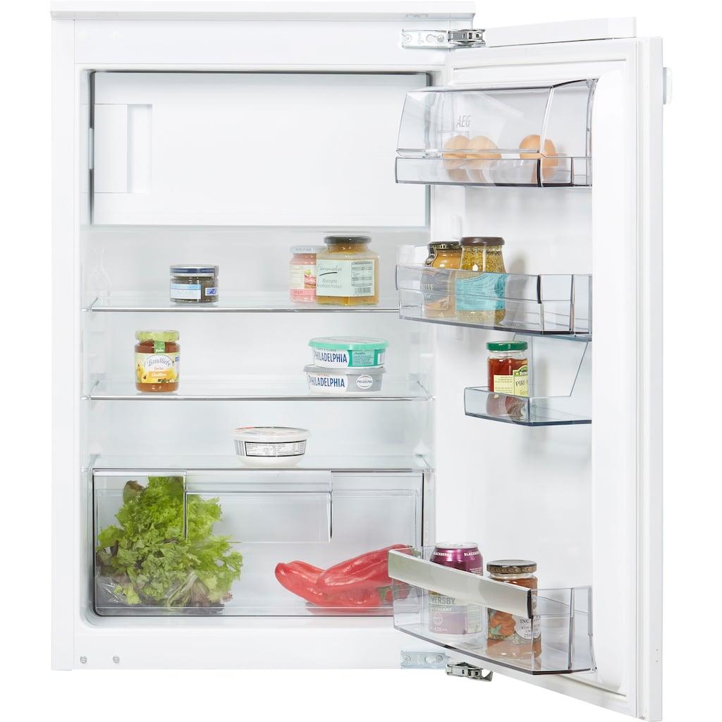 AEG Einbaukühlschrank »SFE688F1AF«