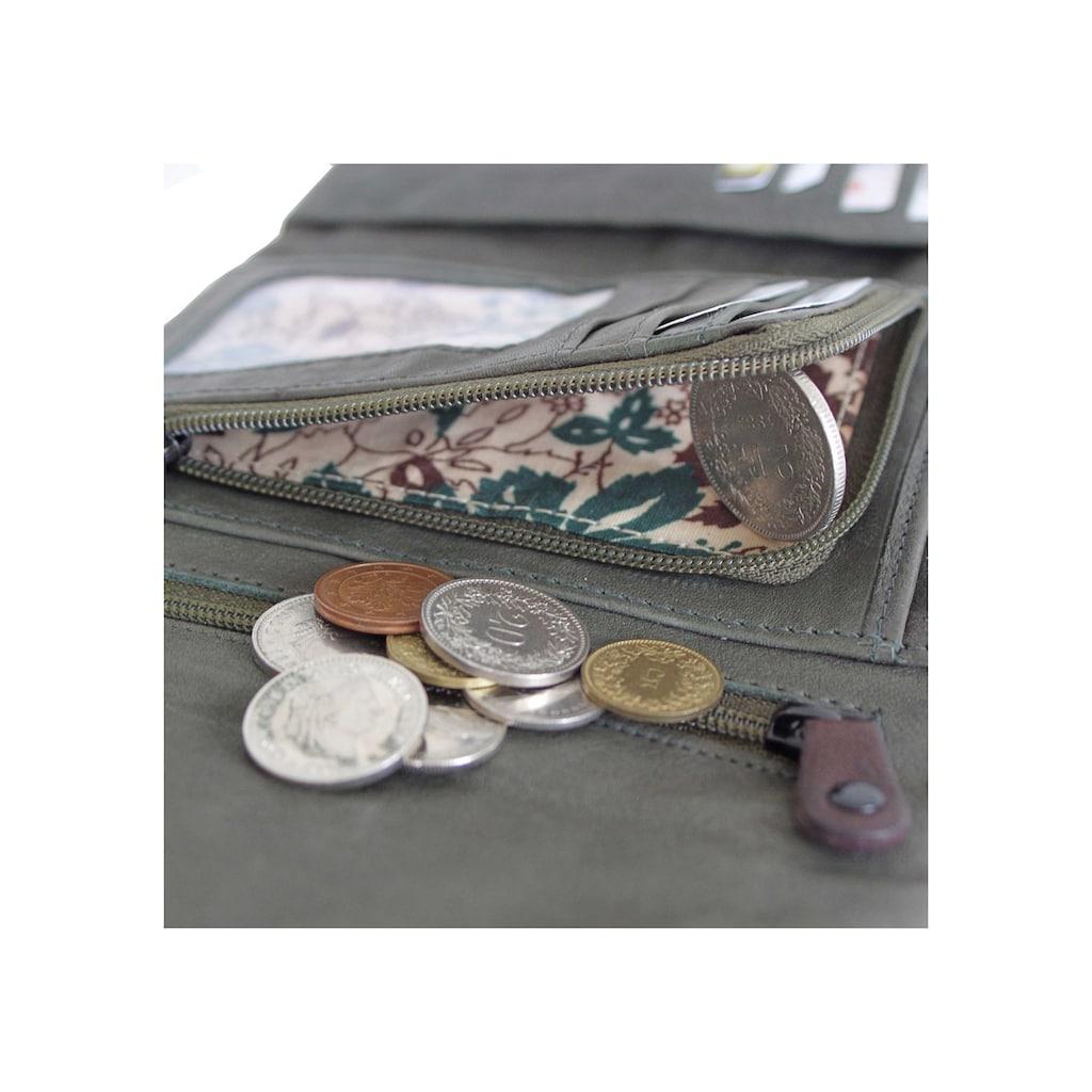 Margelisch Geldbörse »Berlin 1«, RFID Schutz