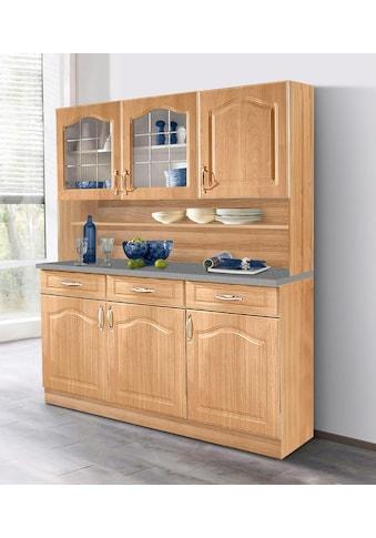 wiho Küchen Buffet »Linz«, 150 cm Breite in Landhaus-Optik kaufen