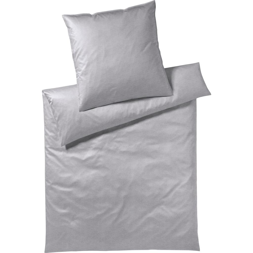 Yes for Bed Bettwäsche »Solid«, in verschiedenen Farben