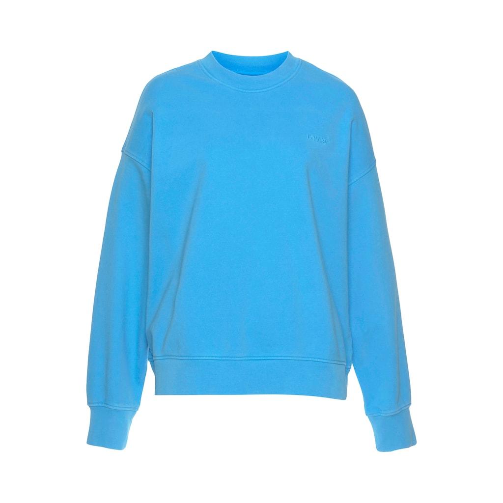 Levi's® Sweatshirt »WFH Sweatshirt«, mit Logo auf der Brust