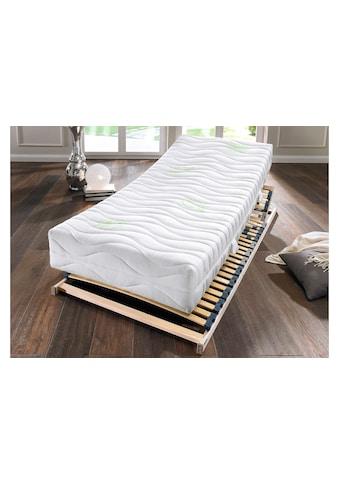 Hn8 Schlafsysteme Komfortschaummatratze »Green HF«, 20 cm cm hoch, Raumgewicht: 30... kaufen
