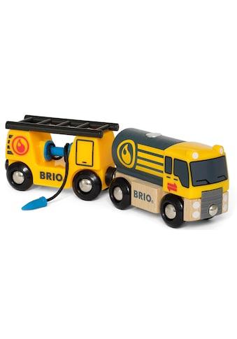 """BRIO® Spielzeug - LKW """"BRIO® WORLD Tankwagen mit Anhänger"""" kaufen"""