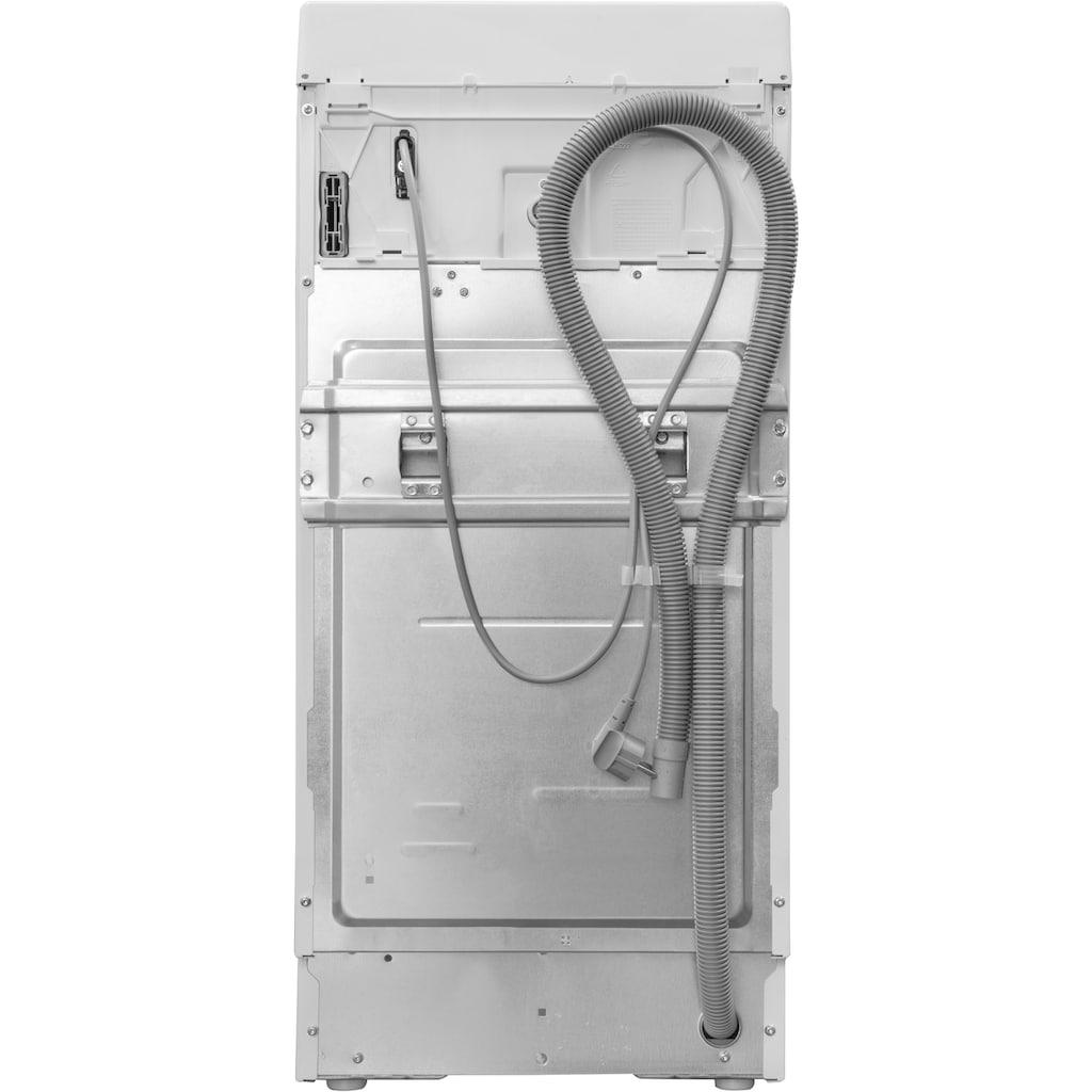 BAUKNECHT Waschmaschine Toplader »WAT 6513 DD N«, WAT 6513 DD N, 4 Jahre Herstellergarantie