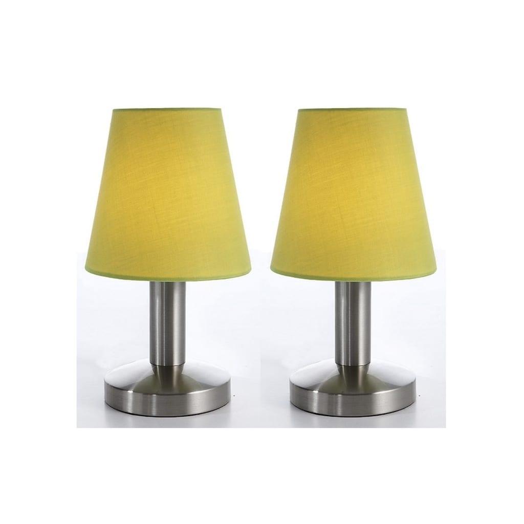 TRIO Leuchten Tischleuchte, E14, Touchfunktion