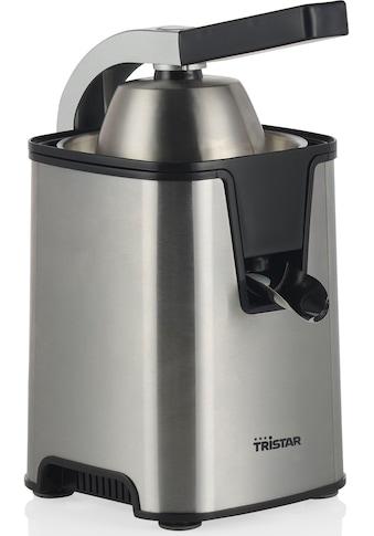 Tristar Zitruspresse »CP-3009«, 350 W, 350 Watt mit 2 Presskegeln kaufen