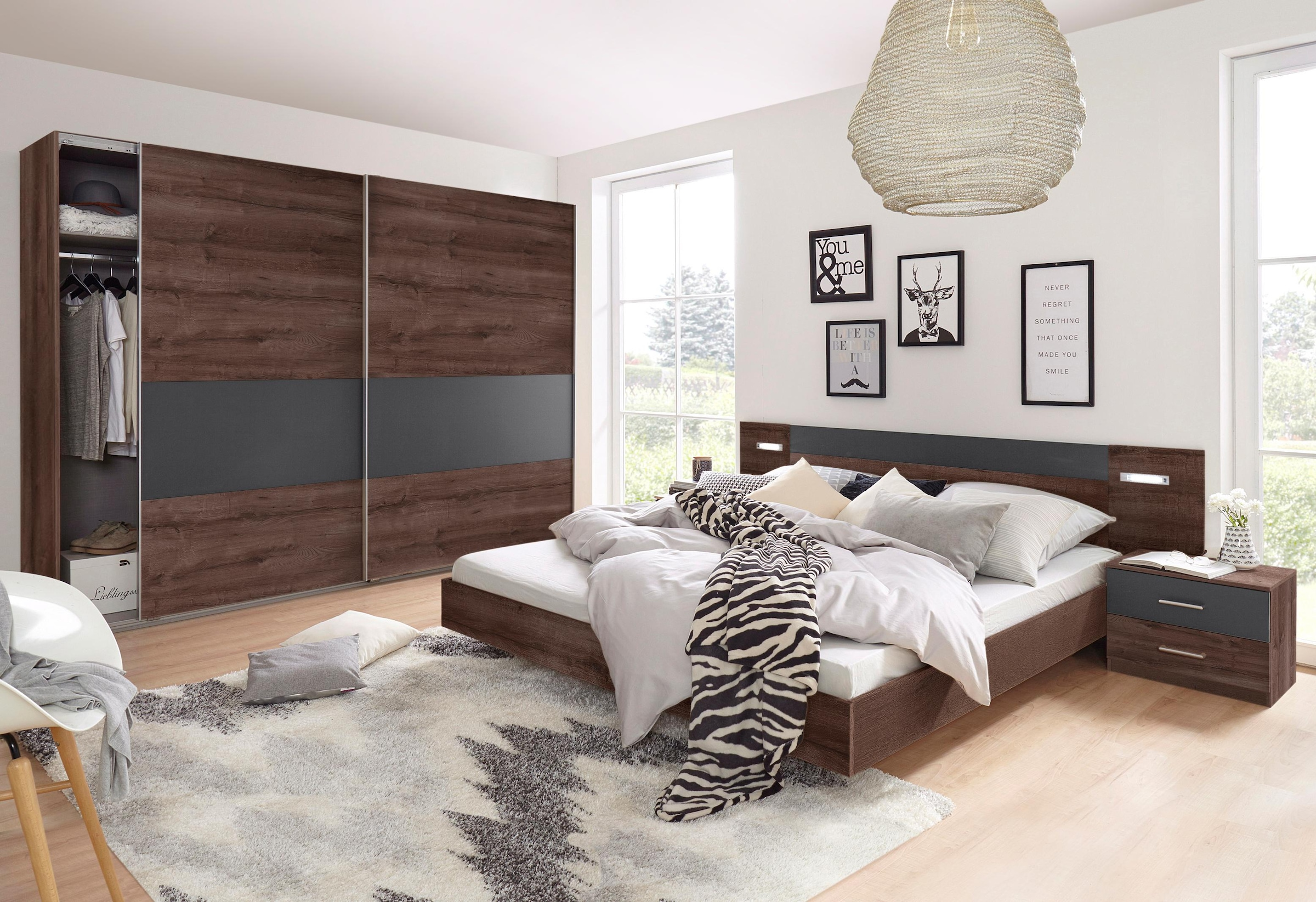 Wimex Schlafzimmer Set »Angie« (Set, 4 tlg)