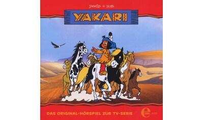 Musik-CD »(9)HSP TV-Serie-Yakari Und Die Pferdediebe / Yakari« kaufen