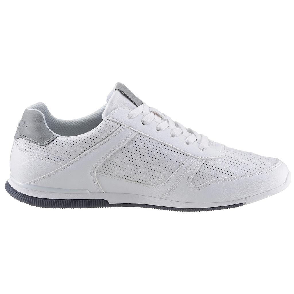bugatti Sneaker »Report«, mit Easy Change-Wechselfußbett