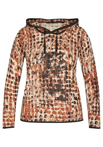 LeComte Sweatshirt, mit Tupfen und Glitzersteinen kaufen