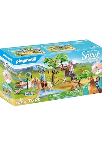 Playmobil® Konstruktions-Spielset »Herausforderung am Fluss (70330), Spirit Riding... kaufen