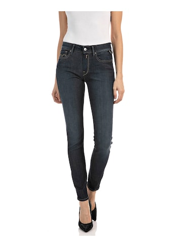 Replay Skinny-fit-Jeans »New Luz - Hyperflex re-used«, is made with recycled materials kaufen