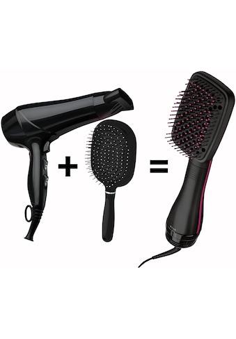 Revlon Haarglättbürste »RVDR5212UK2«, Ionen-Technologie, Salon One-Step Hair Dryer &... kaufen