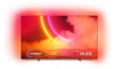 "Philips OLED-Fernseher »55OLED805/12«, 139 cm/55 "", 4K Ultra HD, Smart-TV kaufen"